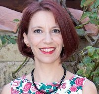 L'autrice Silvia Ancordi