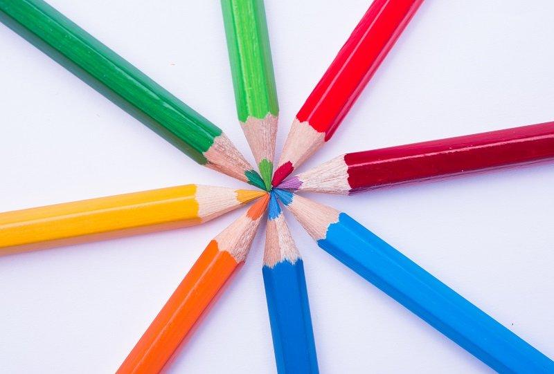 stress e coloring