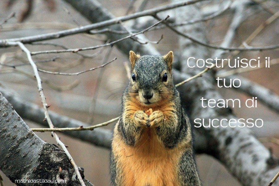 Costruisci il tuo team di successo mathilda stillday for Costruisci il tuo simulatore di casa