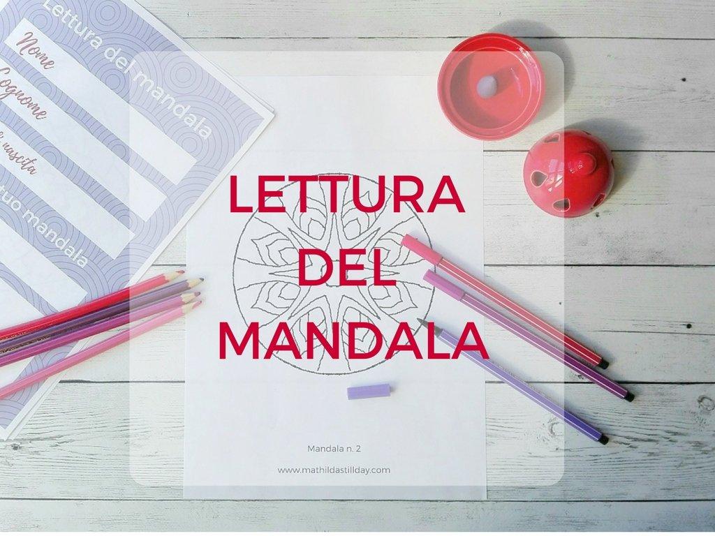 Lettura del mandala