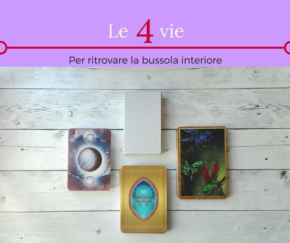 le 4 vie