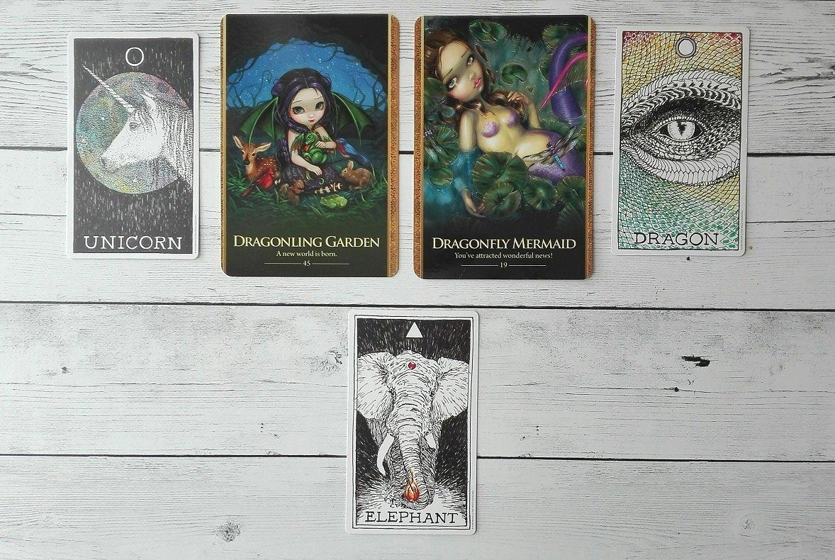 scegli una carta 8-14 gennaio