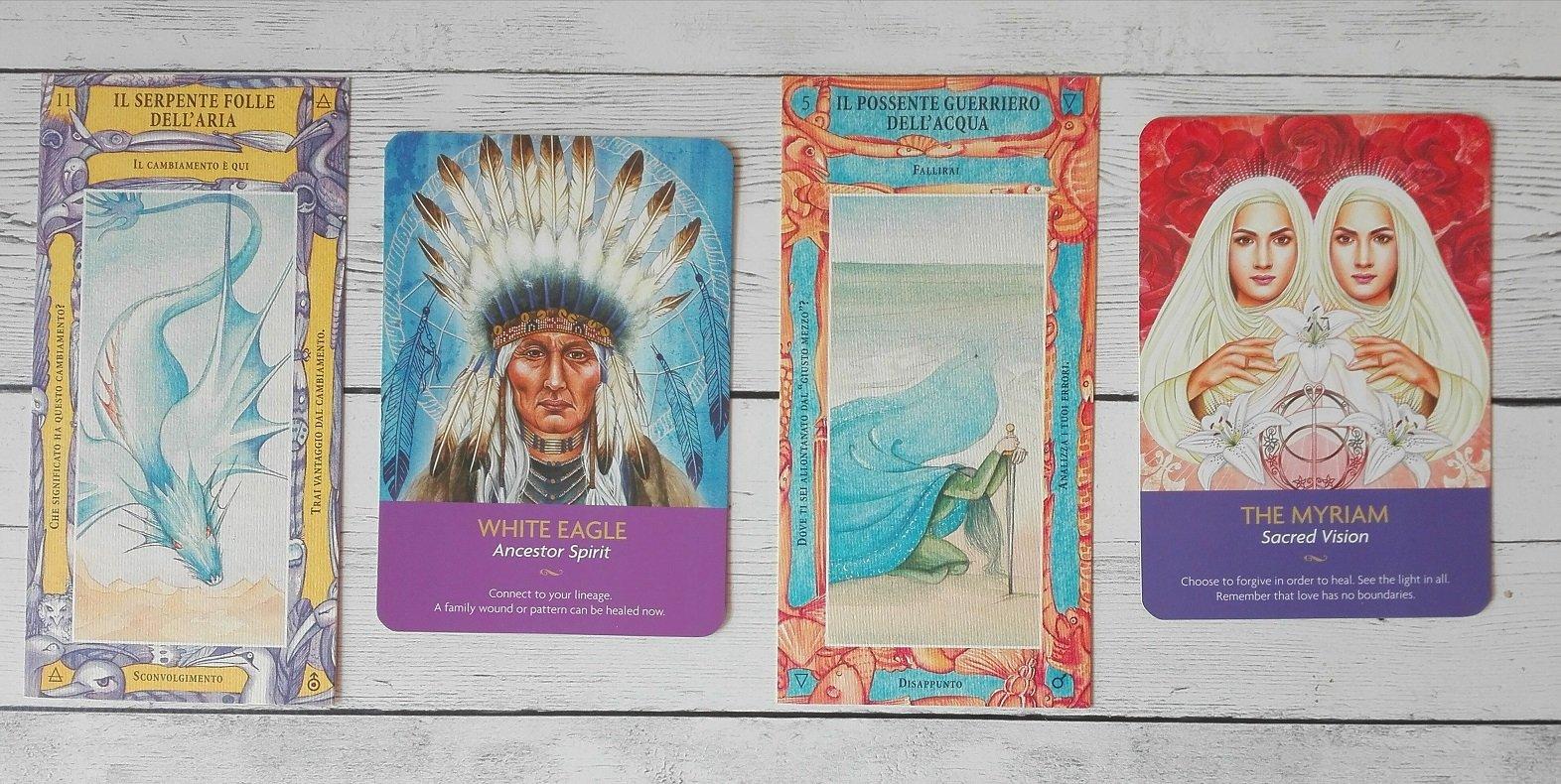 scegli una carta 12-18 febbraio