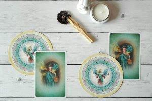 carte degli angeli