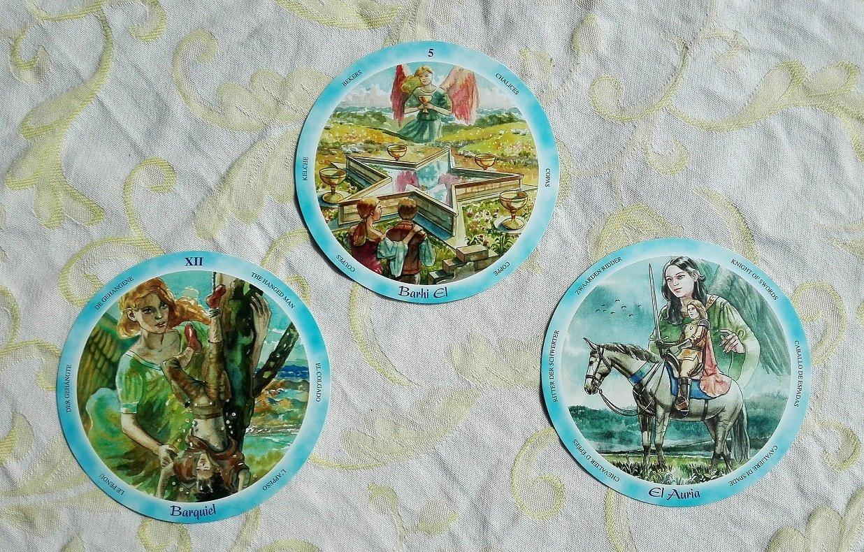 oracoli gratuiti - scegli una carta
