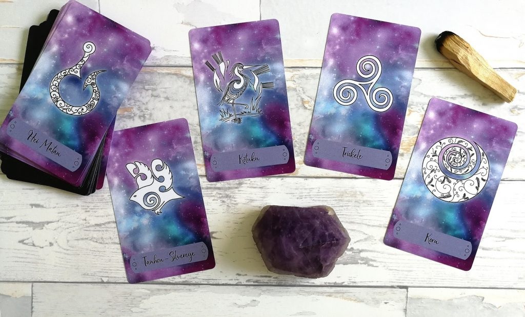 Divine Energy oracle cards