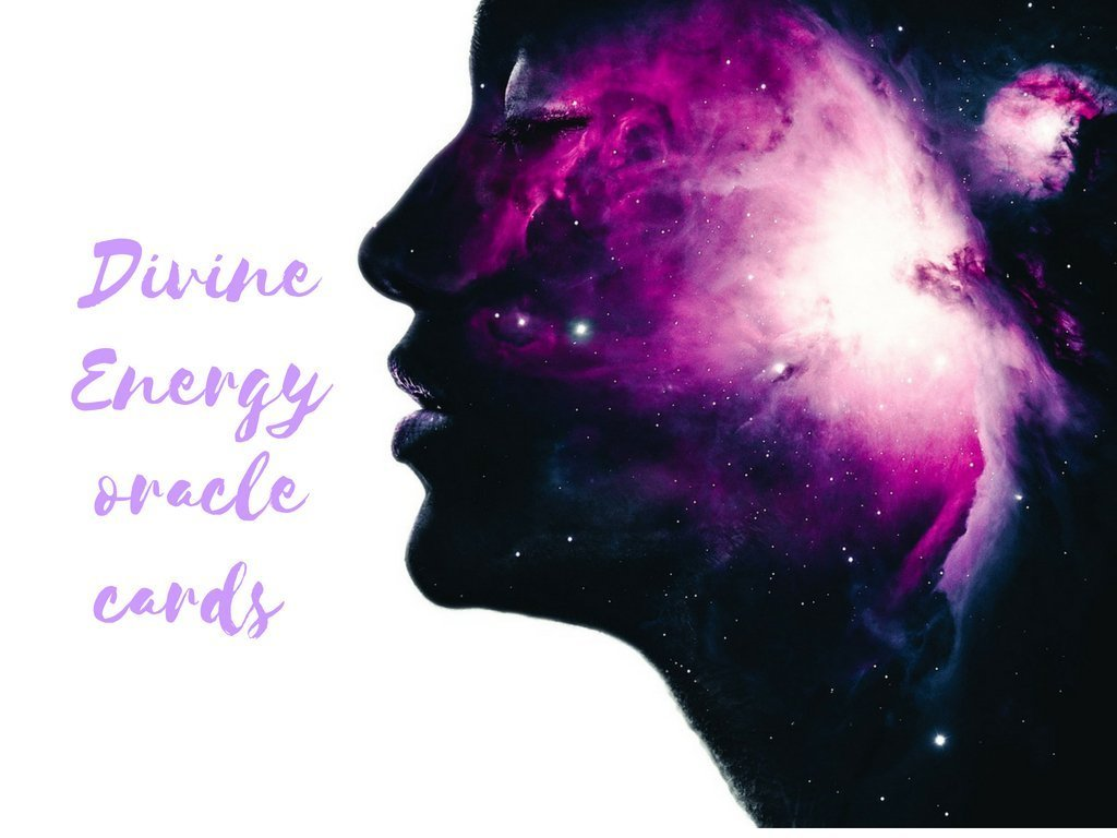 Divine Energy oracle cards (corso e+ carte)