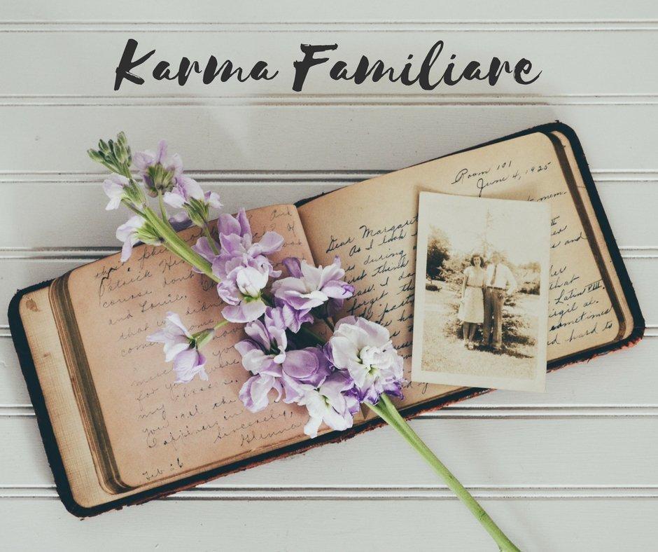 liberati dal Karma familiare