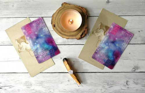 Scegli una carta - Divine Energy oracle cards