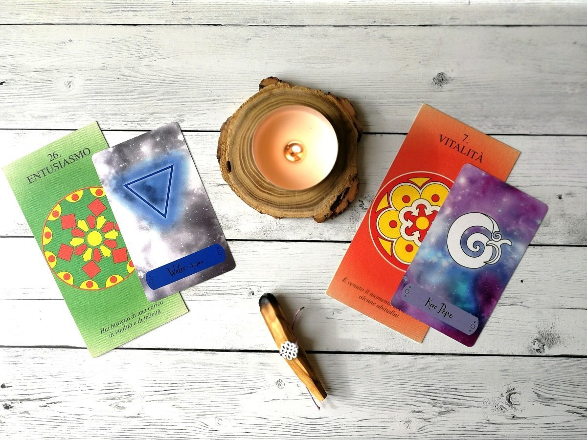 Oracoli gratis - Divine Energy oracle cards