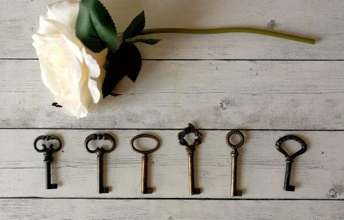 chiavi per il sogno nel cassetto