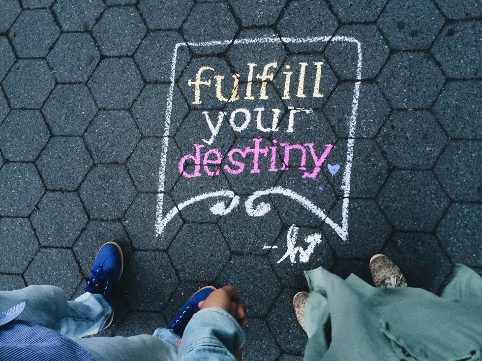 Segui il tuo destino